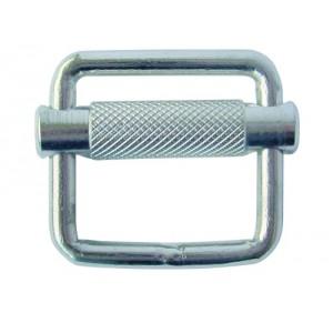 Boucle inox à rouleau mobile inox