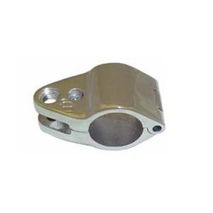 Collier inox ouvrable pour tube de 30mm, 32mm et 38mm