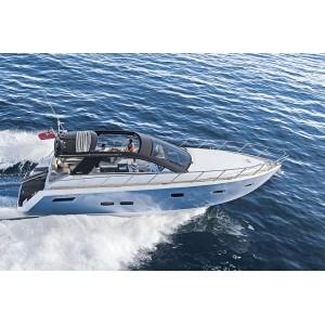 Soft top Toit ouvrant motorisé en toile pour yacht