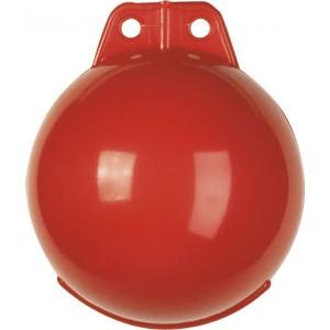 Bouée gonflable souple rouge