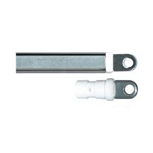 Embout de tube standard inox et nylon pour gamme standard