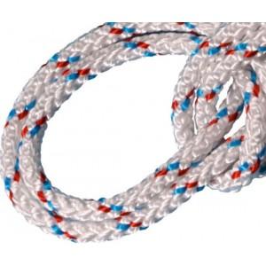Drisse préétirée polyester blanc fil couleur