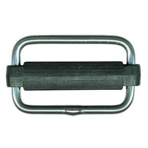 Boucle inox 316L avec barrette nylon