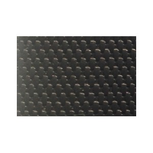 Sangle polypropylène rigide noire
